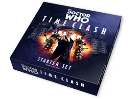 Doctor Who Time Clash Box