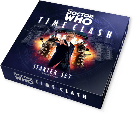 Time Clash Starter Set Box