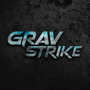 Gravstrike Logo 2 Progress